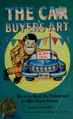 Download The car buyer's art