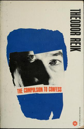 The compulsion to confess