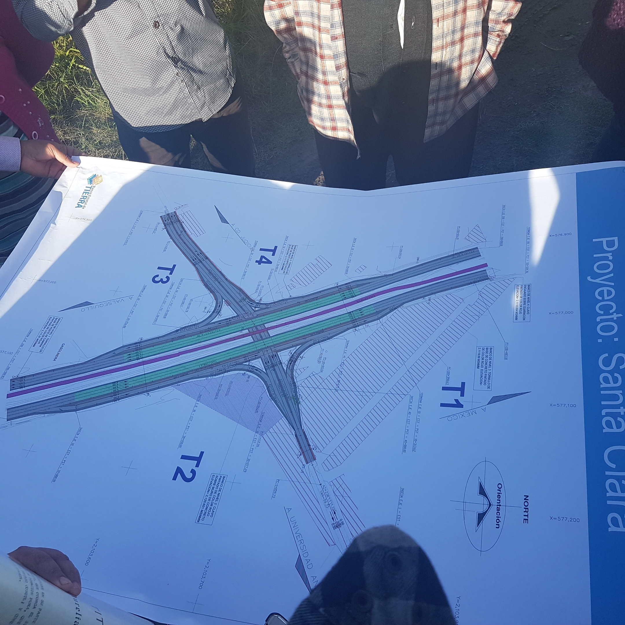 Mapa proyecto