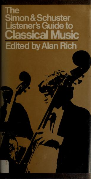 Classical music, orchestral by Alan Rich