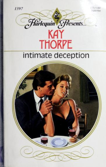 Intimate Deception by Kay Thorpe
