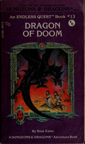 Dragon of Doom by Rose Estes